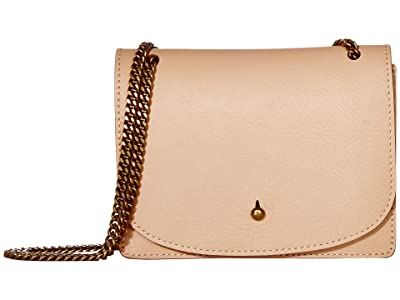 Madewell The Chain Crossbody Bag (Linen) Handbags