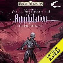 Annihilation: Forgotten Realms: War of the Spider Queen, Book 5