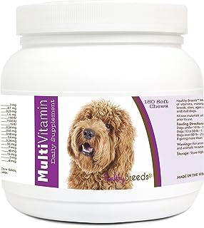 Healthy Breeds 1128 Ldoo 003 Labradoodle Multi Vitamin