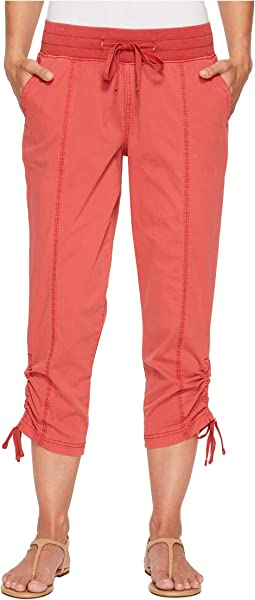 Jag Jeans - Kensie Knit Waist Poplin Crop