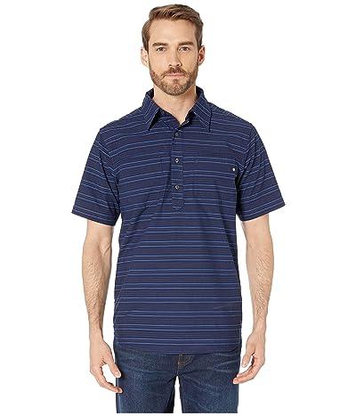Marmot Euclid Short Sleeve Shirt (Arctic Navy) Men