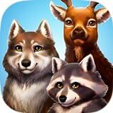 PetWorld WildLife - America: あなただけの野生動物公園でケガした動物たちを治療してあげよう