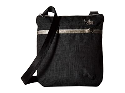 Haiku Revel (Black Morel) Handbags