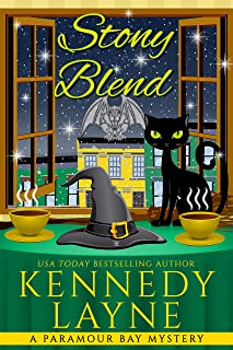 Stony Blend (A Paramour Bay Cozy Paranormal Mystery Book 16)