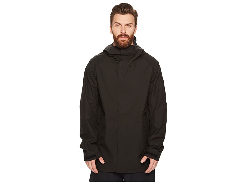 Burton Hilltop Jacket (True Black 1) Men