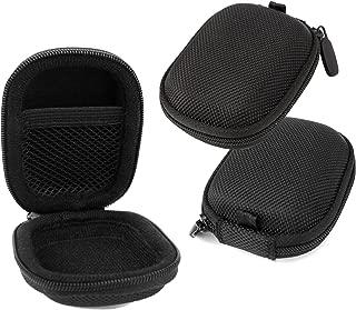 DURAGADGET Hard EVA 'Shell' Protective Storage Case - Suitable for V-Moda Zn Earphones