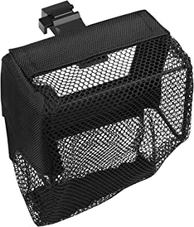 XAegis Brass Catcher, Universal Shell Catcher Net with Picatinny Rail Mount Heat Resistant Mesh Brass Collection for Rifle Range