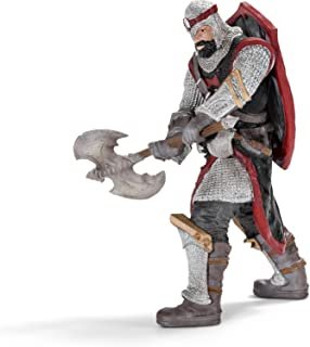 Schleich Dragon Knight Action Figure with Axe