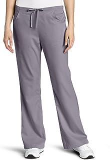 Carhartt Women's Scrubs Workflex 3 Pocket Flare Leg Pant