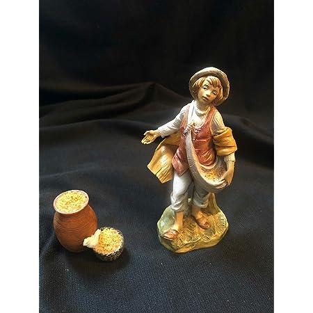 """Fontanini Roman 5/"""" Scale Nativity Uri Special Event Figure 65101 in Box"""
