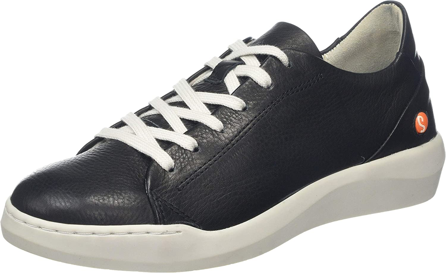 Softinos Women's Max 48% OFF Albuquerque Mall Sneakers Low-Top