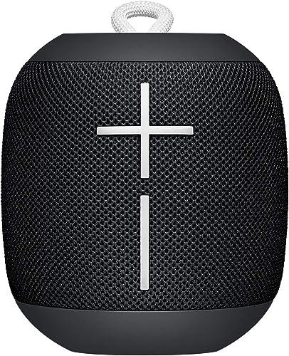 Ultimate Ears Wonderboom Altavoz Portátil Inalámbrico Bluetooth, Sonido Envolvente de 360°, Impermeable, Conexión de ...