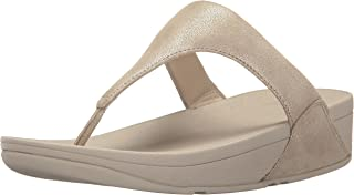Women's Shimmy Suede Toe-Thong Sandals Flip-Flop