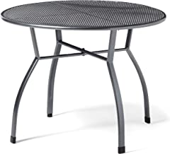 Suchergebnis Auf Amazon De Fur Gartentisch Oval In Weiss Kunststoff