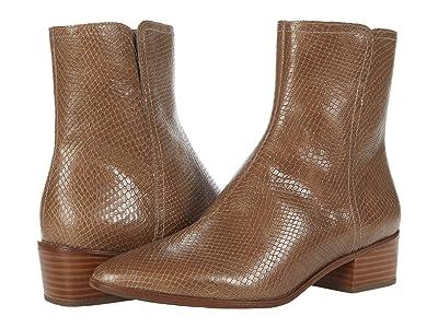 Rockport Geovana Mid Boot (Khaki Snake) Women