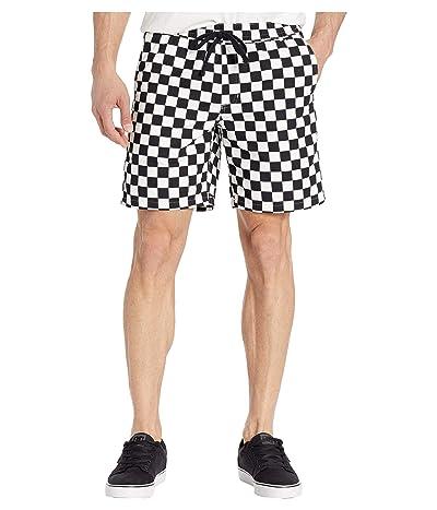 Vans Range Shorts 18 (Checkerboard) Men