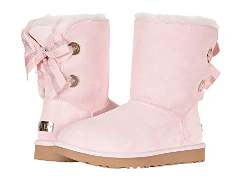 Personnalisable Bailey Blackcharcoalchestnutribbon Rose Ugg Court Arc Redseashell z4qUx1wf