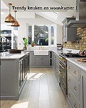 Trendy keuken en woonkamer 1
