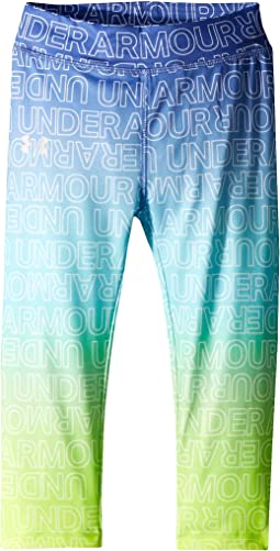 Gradient Wordmark Capris (Little Kids)