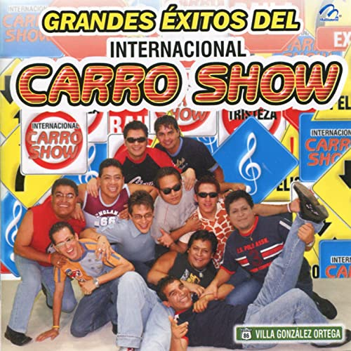 Grandes Exitos Del International Carro Show By Internacional Carro Show On Amazon Music Amazon Com