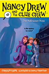 The Halloween Hoax (Nancy Drew and the Clue Crew Book 9) Kindle Edition
