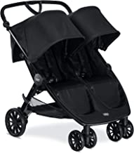 sit and stand double jogging stroller