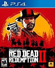 red dead redemption 2 ps4 standard edition
