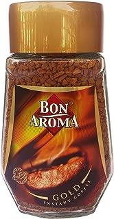 Bon Aroma Gold Instant Coffee, Premium Blend,ready Brew,100g