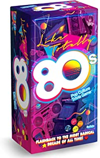 Like Totally 80's - Pop Culture Trivia Game