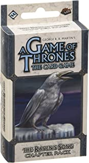 A Game of Thrones LCG: The Raven's Song Chapter Pack Revised