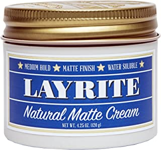 LAYRITE Natural Matte Cream (4.25oz)