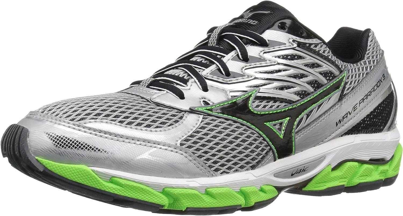 Mizuno Mens Wave Paradox 3 Running shoes