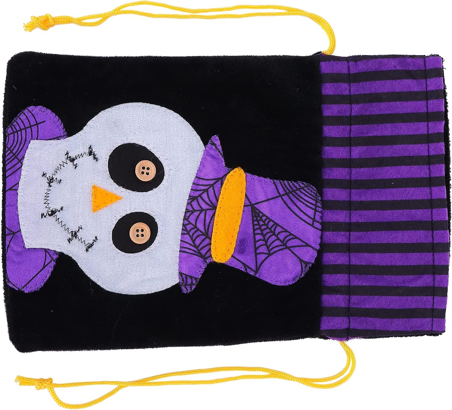 Directly Daily bargain sale managed store Halloween Candy Bag Light and Easy of P Carry Ghost to Design