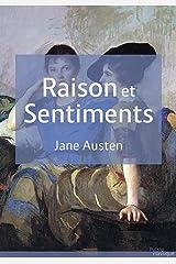 Raison et Sentiments Format Kindle