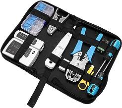 Hardware Kit de rede Pacote Fio Braçadeira Conjunto de combinação Ferramentas de manutenção doméstica Ferramenta de combin...