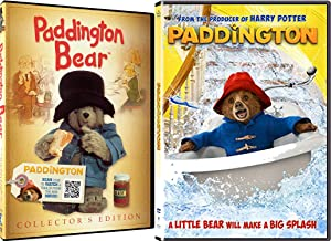 The Most Famous Bear of All 4-DVD Bundle Collection - Paddington Bear with Paddington (2015) & Complete 56-Episode TV Show, 3 Half-Hour Shows and 13-Episodes of the Animated Series Adventures of
