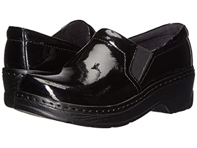 Klogs Footwear Naples (Black Patent) Women