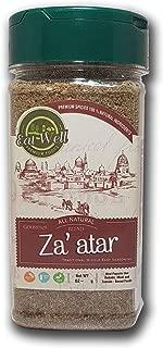 Za'atar (Zatar/Zaatar/Zahtar) Seasoning Blend   3.5 oz - 100 g   Traditional Lebanese Spices   Zahtar Spice   SALT FREE