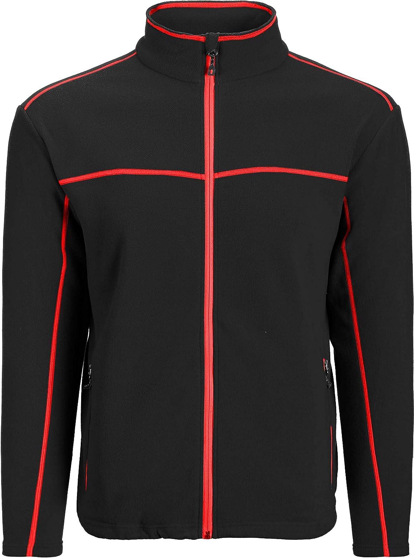 Landway Montara Contrast Stitch Fleece Jacket