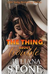 The Thing About Trouble (A Crystal Lake Novel Book 1) Kindle Edition