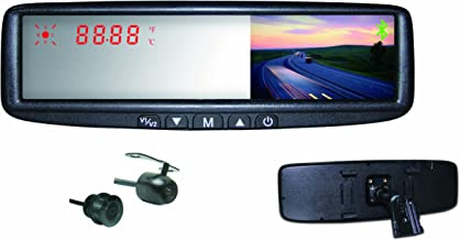BOYO VTB45MC - Replacement Rear-View Mirror with 4.3