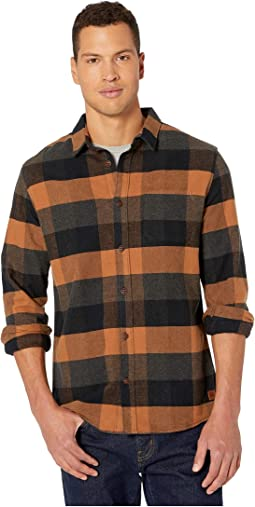 Rubber Stretch Flannel Reg