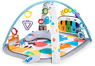 Baby Einstein 4-in-1 Kickin' Tunes Music and Language Discovery Activity Gym Play Mat