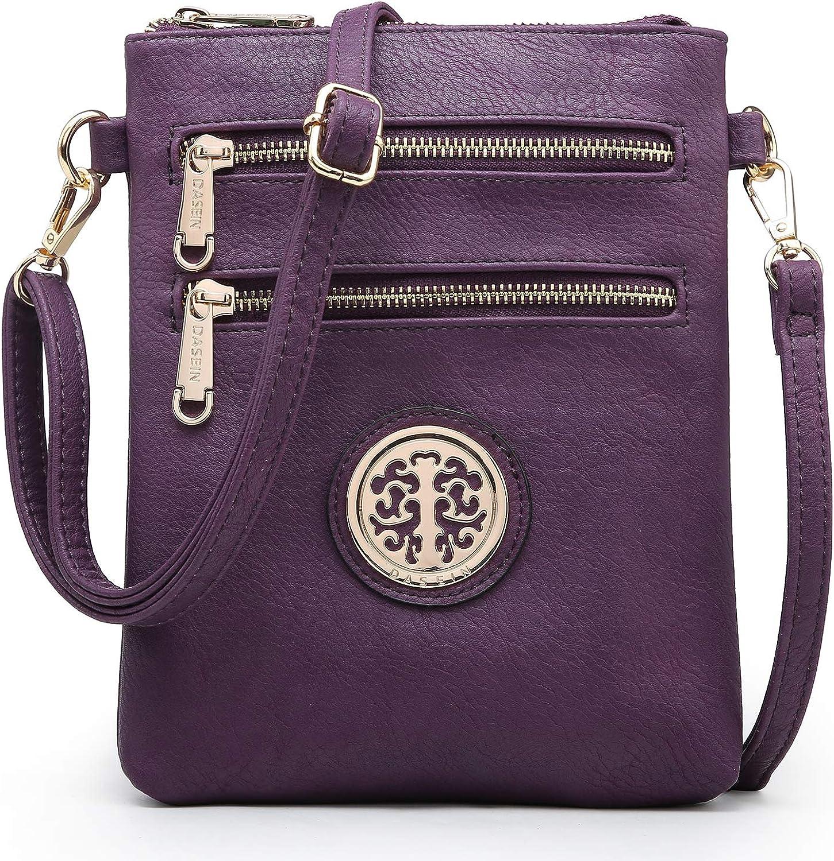 Dasein Medium Crossbody Bags Now on sale Sacramento Mall for Lightweight Women Handbag Cross
