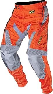Klim Dakar In The Boot Pant Orange Men's Size 36 (Non Current)