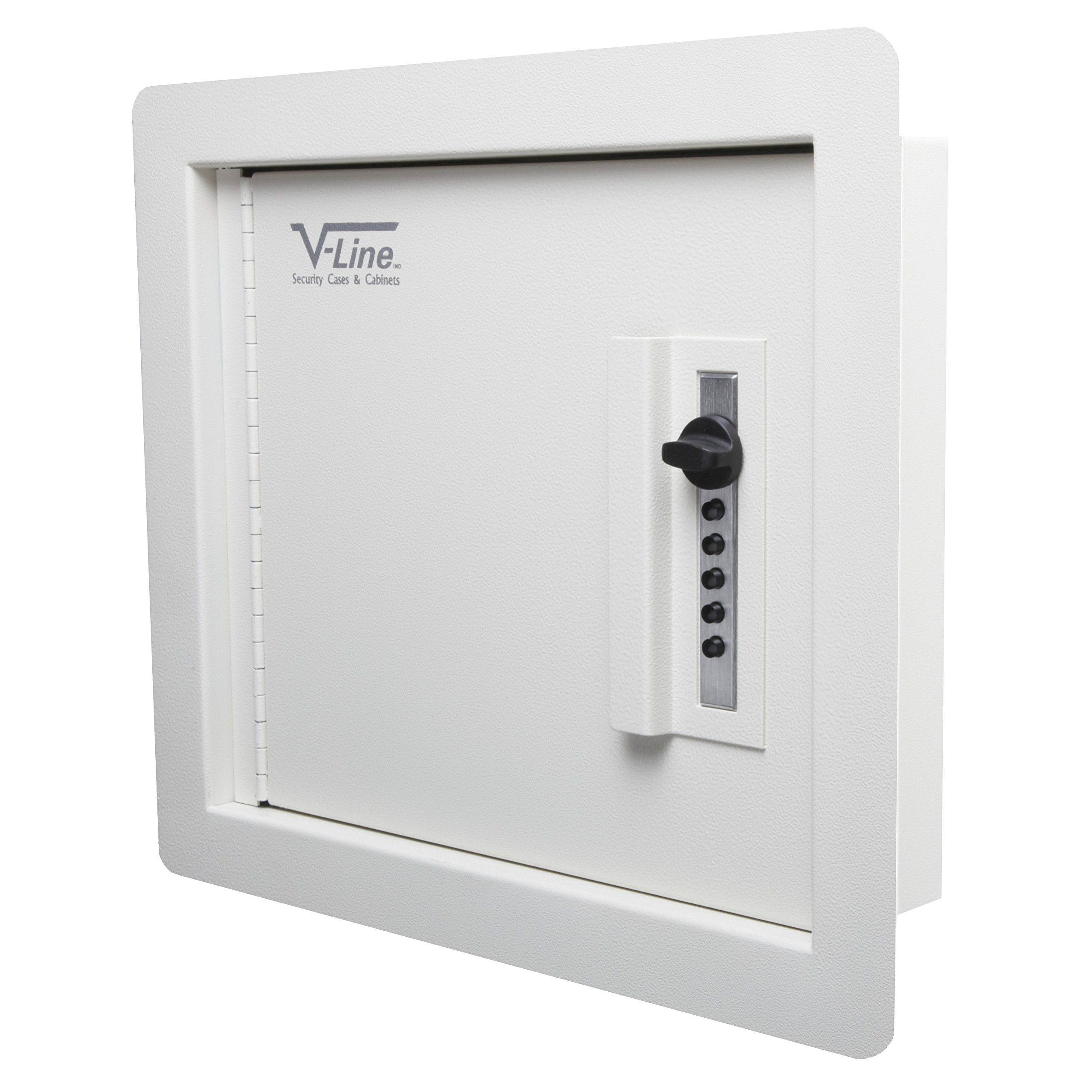 V Line Quick Locking Storage Valuables