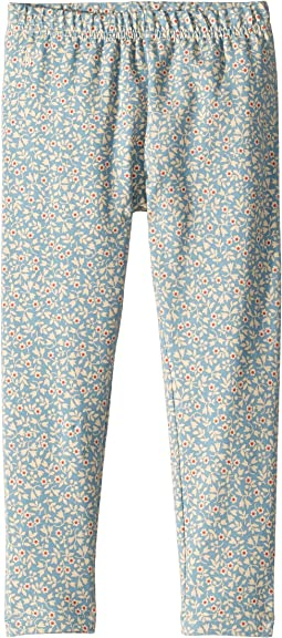Floral Jersey Leggings (Little Kids)