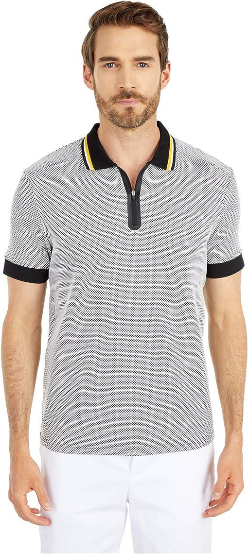 Grey/Black/Yellow Contrast