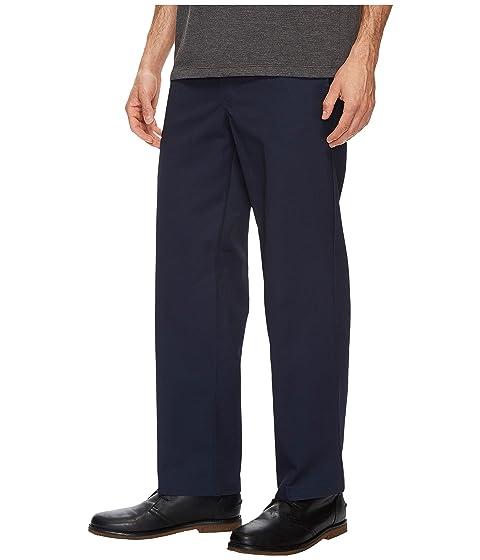 trabajo de marino rectos Dickies azul oscuro Pantalones rectos q4SAEA6