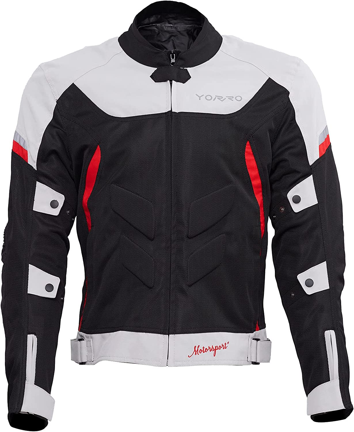 Autumn Winter Mens Easy-to-use Motorcycle depot Jackets Waterproof Brea Armor with